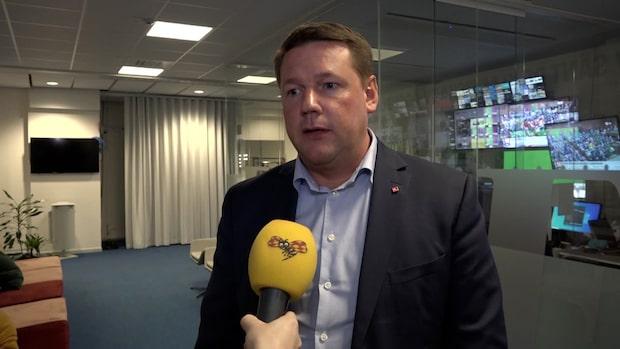 """Tobias Baudin: """"Räcker knappt till en skogaholmslimpa"""""""