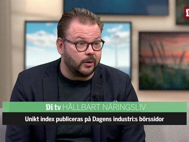 Unikt index publiceras på Di:s börssidor