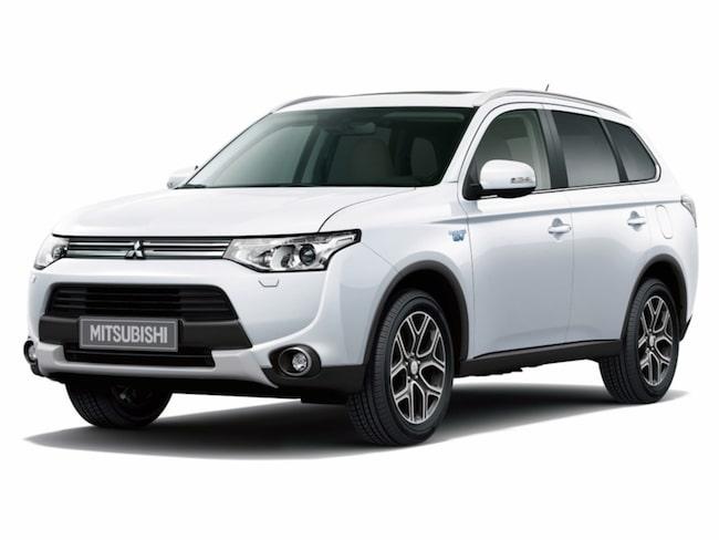 Nu lämnar vi tillbaka Mitsubishis laddhybrid för att ta oss an den uppdaterade bilen för 2016.