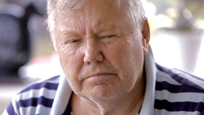 Bert Karlsson fick åka in akut till sjukhus då han började kräkas blod i helgen. Foto: DRAGAN MITROVIC / GT/EXPRESSEN