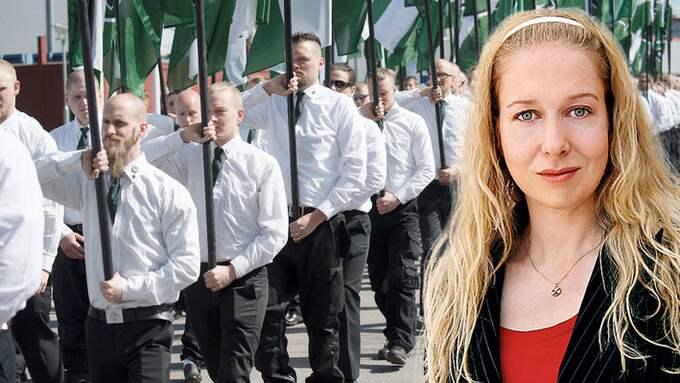 I skuggan av jihadisthotet flyttar också nazisterna fram sina positioner. Vi måste se båda dessa hotbilder, skriver Anna Dahlberg.