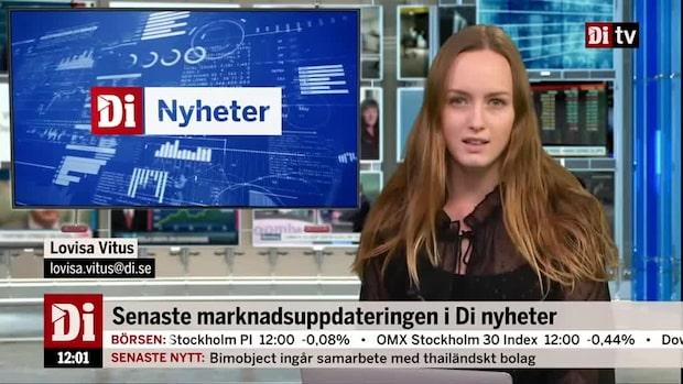 Di Nyheter - Ericsson faller tungt efter sänkt rek