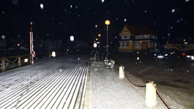 Det var i Kungsbacka som en flicka i 15-årsåldern brutalt attackerades. Foto: HENRIK JANSSON