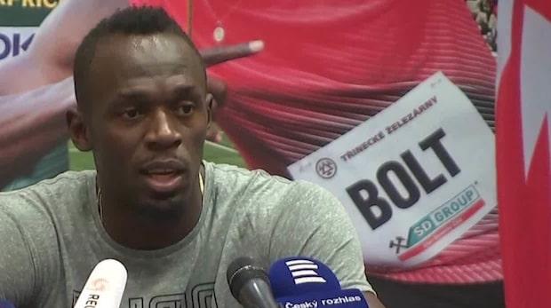 """Bolt: """"Jag blev chockad"""""""