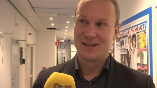 """Kristoffersson: """"Kim flögs i hemlighet till Stockholm"""""""