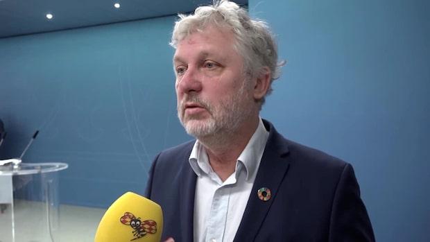 """Peter Eriksson: """"Kan hända över nästan hela världen"""""""