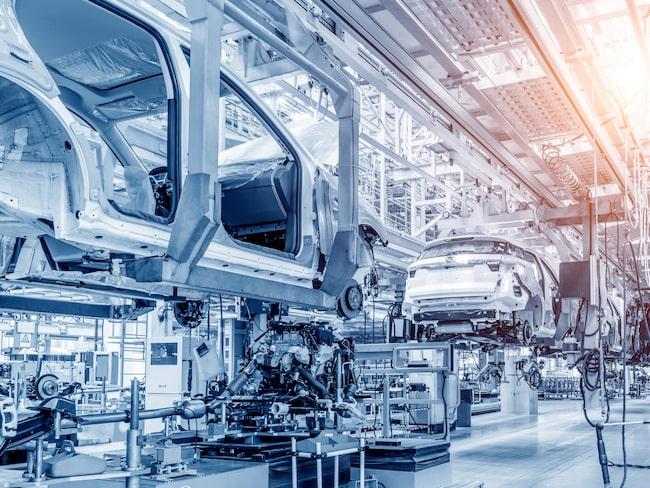 Den nya anläggningen kommer ha en produktionskapacitet på 300 000 bilar.