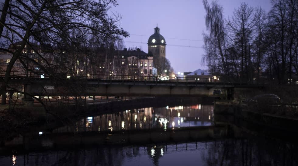 Mannen i Borås har under flera år kämpat för att få ändra sina uppgifter i folkbokföringen. Foto: Expressen / CHRISTOFFER HJALMARSSON