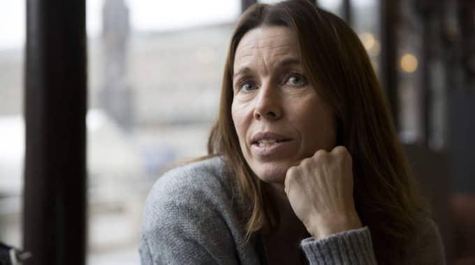 Magdalena Forsberg. Foto: Ylwa Yngvesson