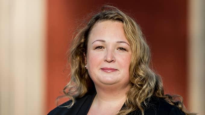 Carolina Stegman, vd på Fastighetsmäklarförbundet. Foto: Fastighetsmäklarförbundet
