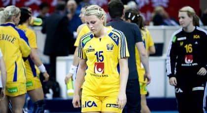 Sverige rasade ihop mot frankrike