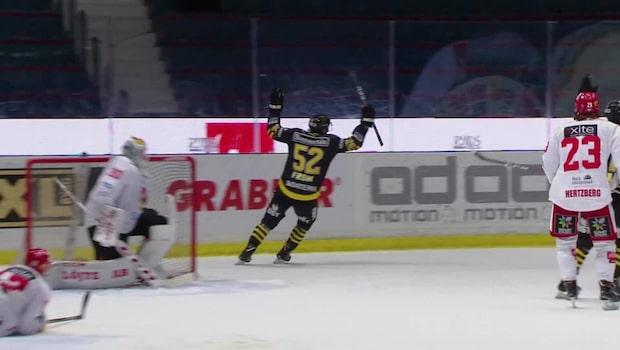 AIK krigade till sig seger i förlängningen