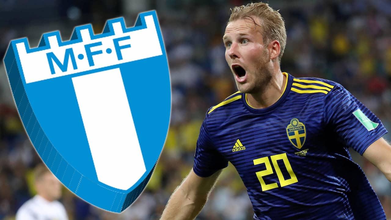 Ola Toivonen klar för Malmö FF