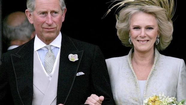 """Prins Charles fru Camilla om otroheten: """"Hemskt"""""""