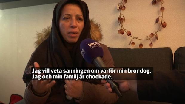 Amine Rahali, 35, ihjälkörd – av taxichauffören