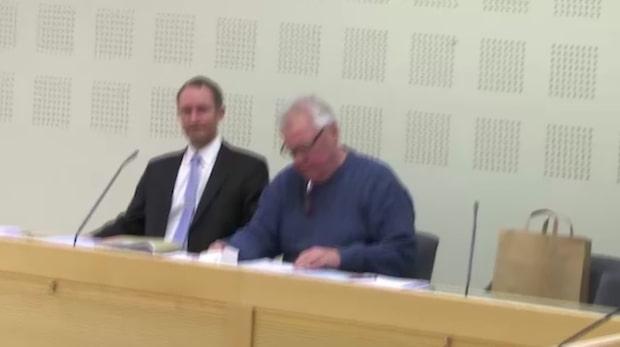 Lennart sköt ihjäl sin hustru - vill ha sänkt straff
