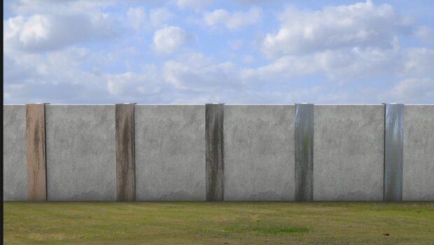 Det här krävs för att bygga Trumps mur
