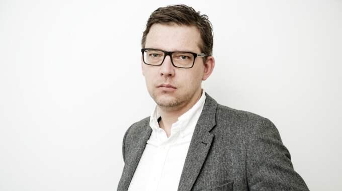 """Expressens samhällsjournalistik präglas av nyfikenhet"", säger Christofer Brask, Expressens reportagechef. Foto: Olle Sporrong"