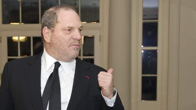 Stjärnproducenten Harvey Weinstein har fått sparken efter anklagelser om att han i åratal ska ha sextrakasserat unga kvinnor. Foto: RON SACHS / CNP / POLARIS POLARIS IMAGES