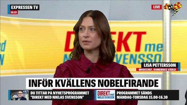 "Lisa Pettersson: ""Så peppad på svensk design"""