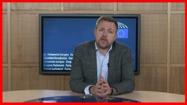 Bara Politik: 21 november - Intervju med Fredrick Federley