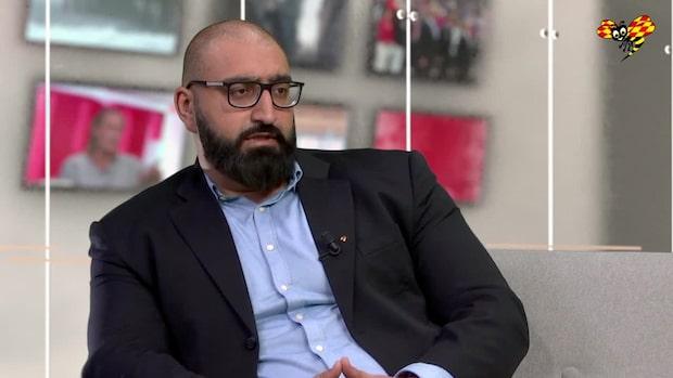"""""""Rektor Hamid"""" skrev hatiska inlägg om judar"""