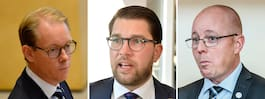 SD:s ilska efter andre vice talman-kuppen
