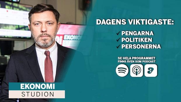 Ekonomistudion 6 april 2020 special: Se hela programmet
