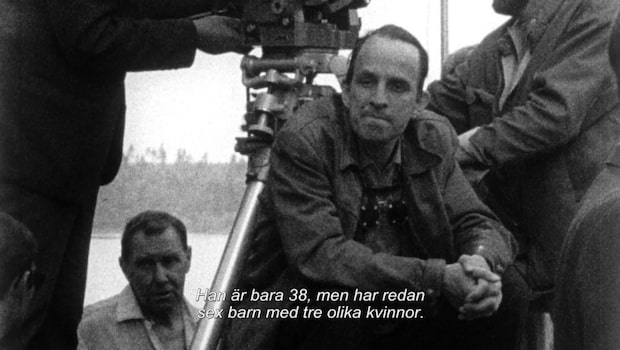Ingmar Bergmans liv blir film– som visar alla sidor