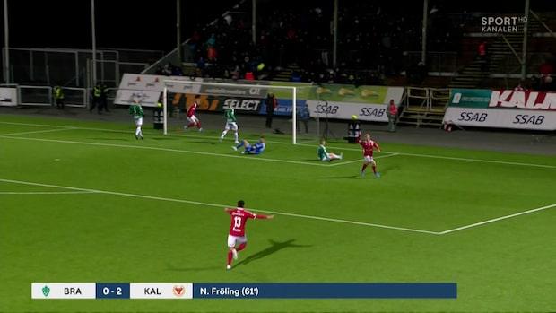 Höjdpunkter: Brage-Kalmar