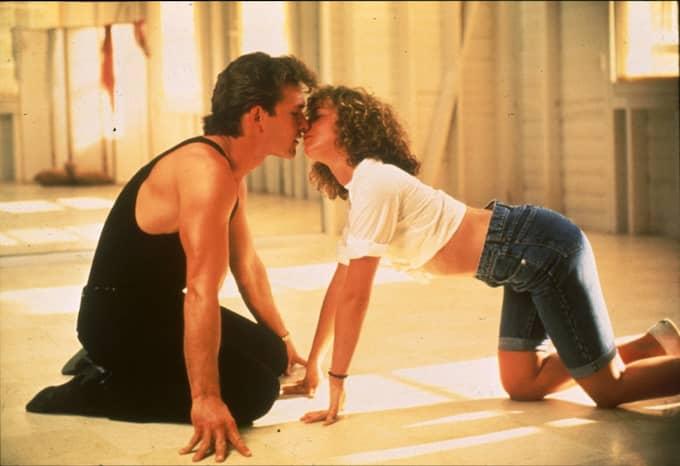 """Ur """"Dirty Dancing"""". Foto: - - / FILMBOLAG"""