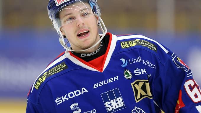 Manuel Ågren likaså. Foto: DANIEL SVENSSON / BILDBYRÅN