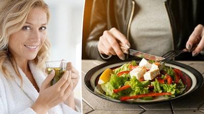 sluta räkna kalorier