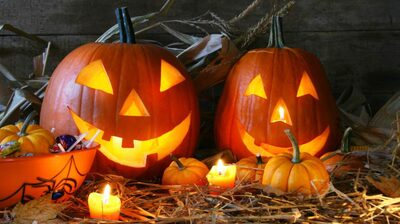Pumpa till halloween – så lätt gör du en lykta 6138fd1d4bba2