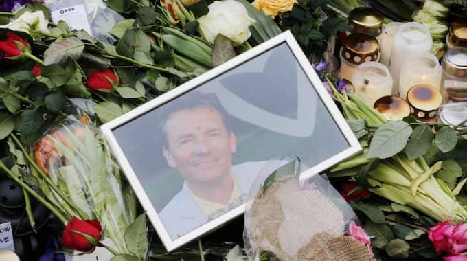 Nørgaards systrar kommer under tisdagens begravning att hålla ett gripande tal till sin brors minne. Foto: Michael Probst