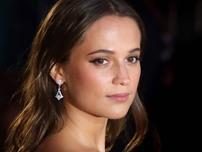 Alicia Vikander är Oscarsnominerad för sin roll. Foto: Keith Mayhew/Landmark Media.