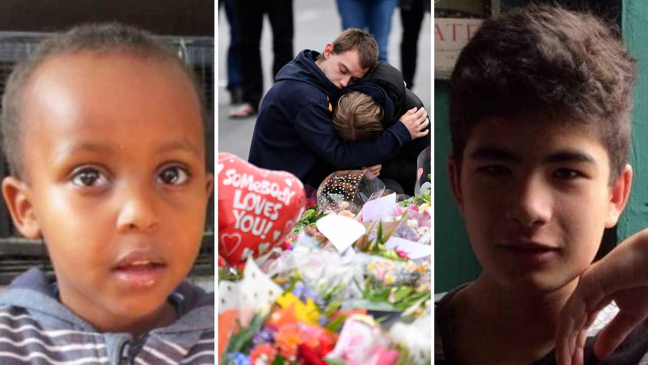 Nya Zeeland Twitter: Terror I Nya Zeeland: De Dödades I Skjutningarna