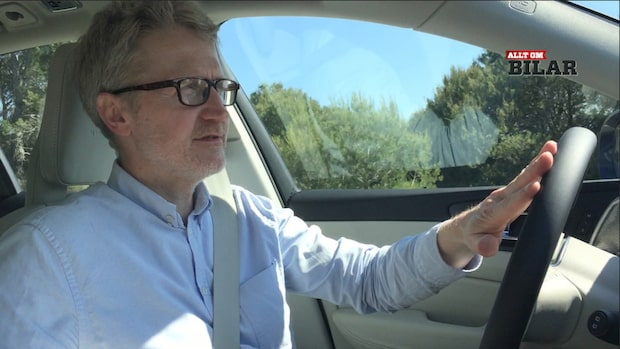 Volvo XC60:s nya säkerhetsdetaljer