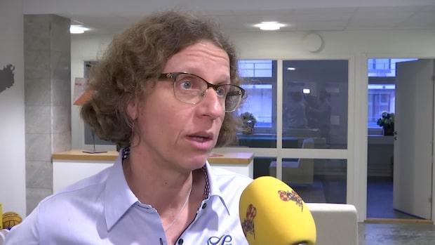 """Karin Torneklint: """"Det är jätteledsamt"""""""