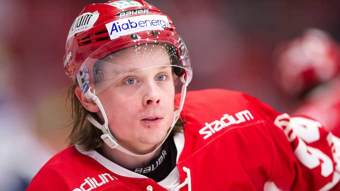 Jonathan Dahlén. Foto: PÄR OLERT / BILDBYRÅN