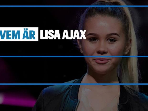 Vem är Lisa Ajax?