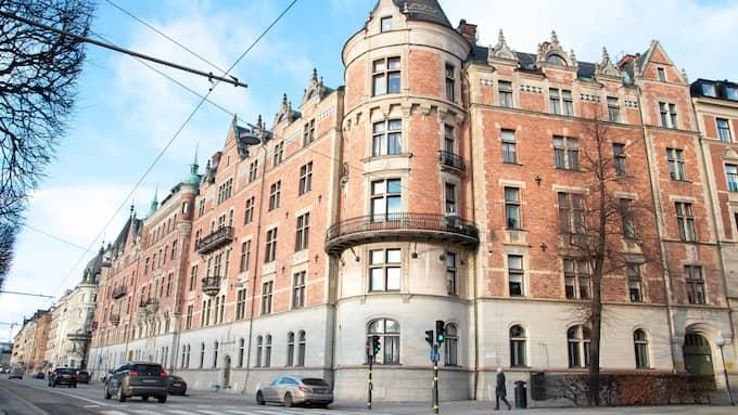 Utbudet av bostadsrätter är stort på Hemnet, jämfört med januari i fjol. Foto: HENRIK ISAKSSON/IBL / /IBL