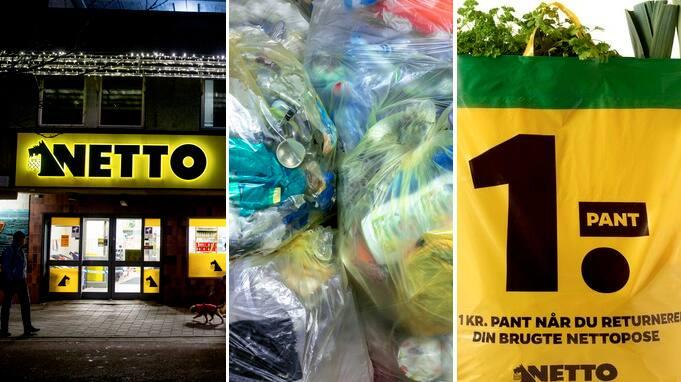 Matkedjans slag för miljön – inför pant på plastpåsar