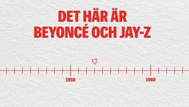 Det här är Beyoncé och Jay-Z