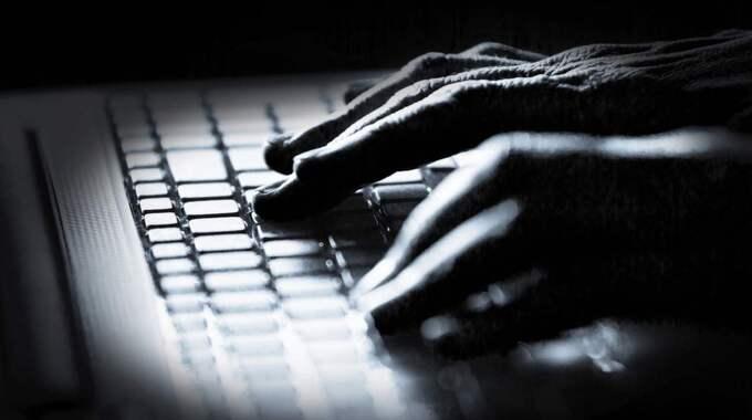 16-åringen misstänks för grovt dataintrång och försök till utpressning. Obs! Genrebild.