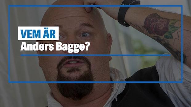 Vem är Anders Bagge?