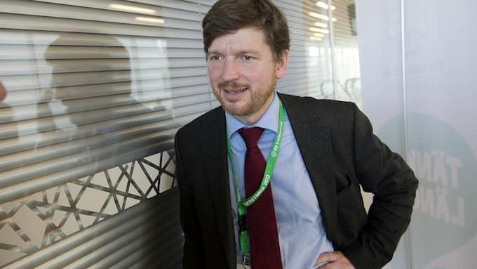 Martin Ådahl. Foto: SVEN LINDWALL