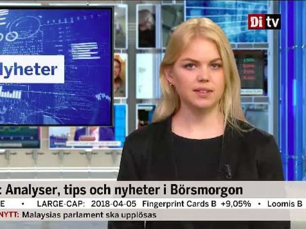 Di Nyheter 12.00 14 augusti - Hon blir ny chef för Academedias förskoleverksamhet