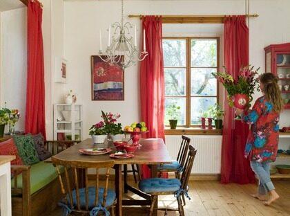 HEMMA HOS Hon bor i ett gammalt mejeri Leva& bo Expressen Leva& bo