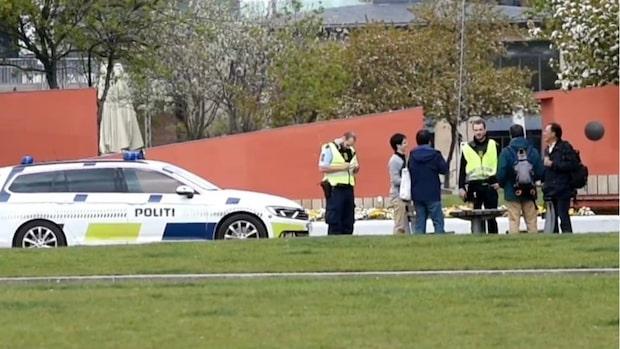 Här slår polisen till – mot danskar som står still
